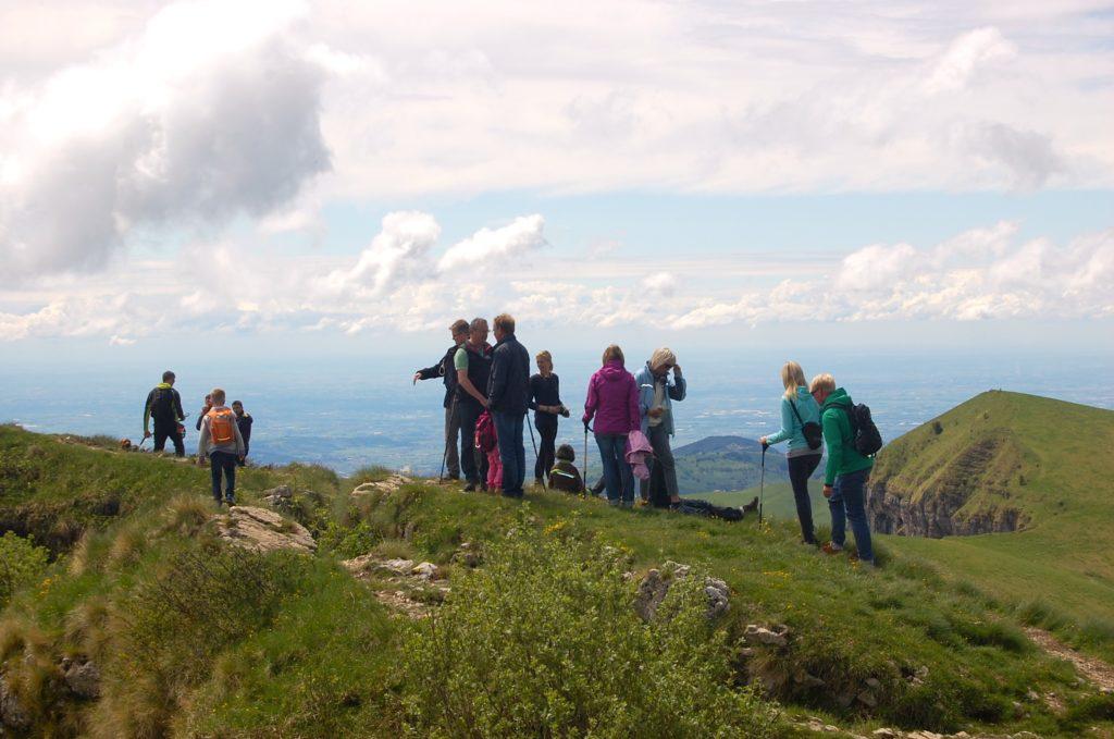 Hiking Lessinia