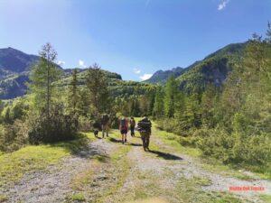 Escursioni in Val Saisera, Friuli Venezia Giulia