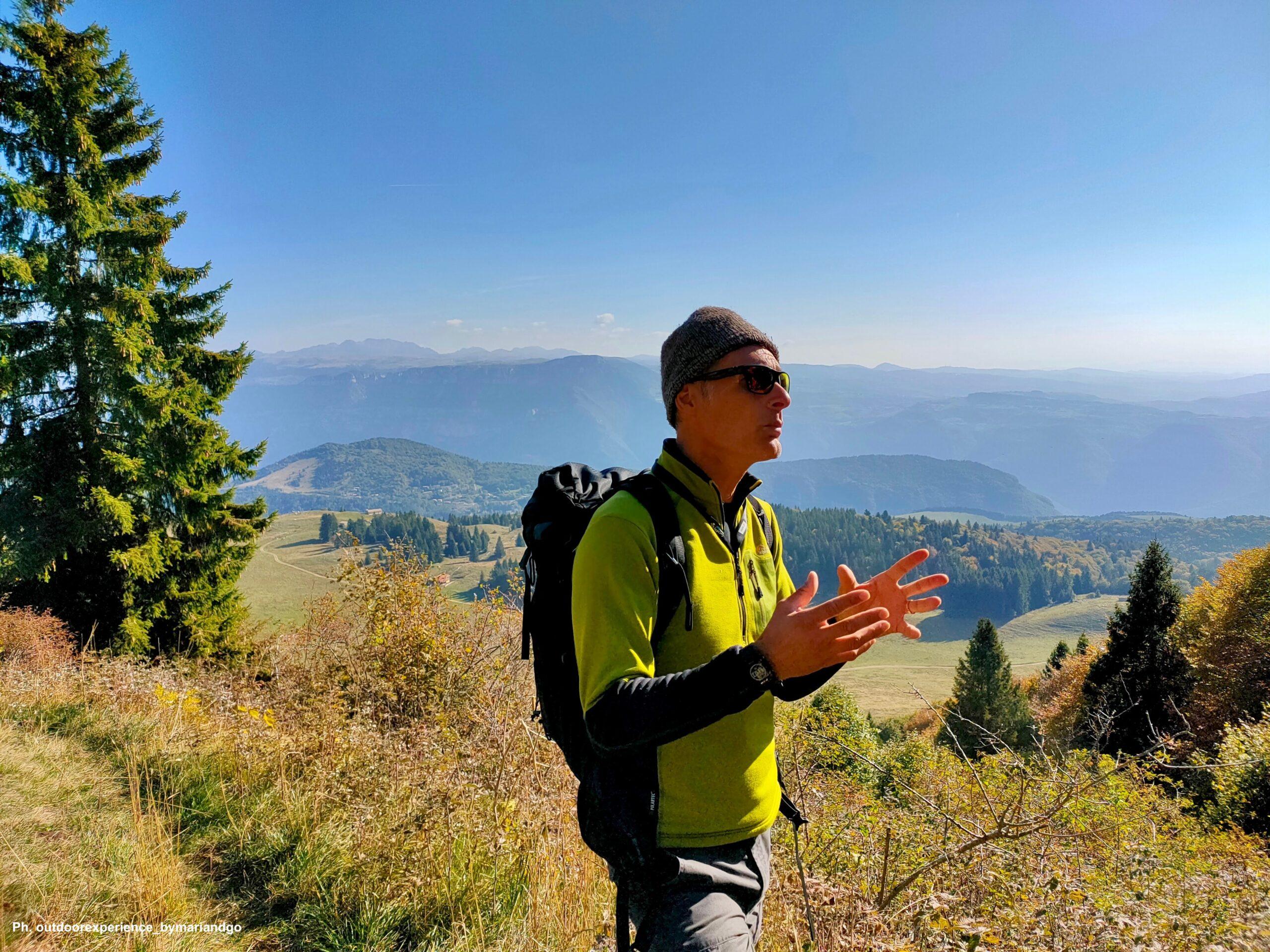 Hiking monte Baldo